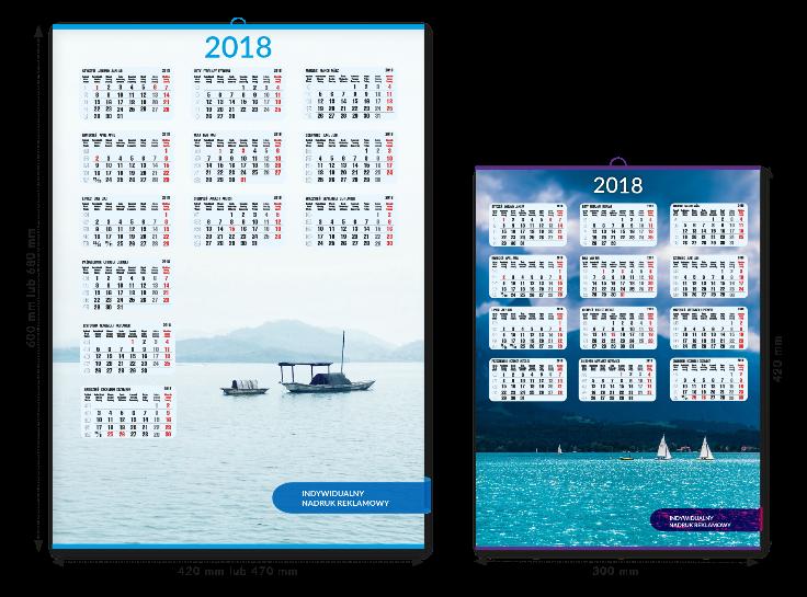 Kalendarz plakatowy